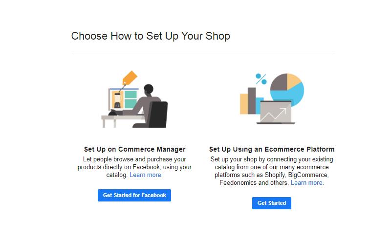 Выбор E-commerce платформы